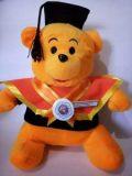Boneka Wisuda Pooh Lucu   Kado Wisuda Pooh
