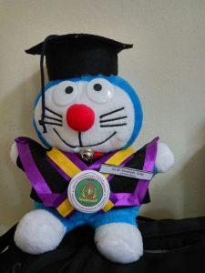 Jual boneka wisuda Doraemon Murah, boneka doraemon wisuda bandung, boneka doraemon wisuda jogja, Cara pemesanan boneka Doraemon Wisuda Surabaya