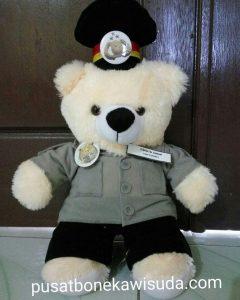 boneka dokter, bahkan untuk boneka perusahaan atau boneka souvenir perusahaan, boneka wisuda polisi