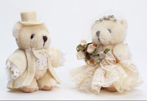 Boneka Untuk acara Pernikahan, Kado Boneka Maskawin, Pernikahan, hadiah untuk acara pernikahan, souvenir pernikahan boneka teddy bear, boneka couple,