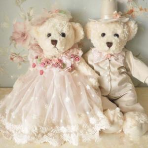 Boneka Untuk acara Pernikahan / Kado Boneka Maskawin, Pernikahan, Lamaran