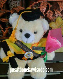 Jual Buket Bunga Wisuda Surabaya, Souvenir Wisuda, untuk Bucket Bunga Flanel Cantik daerah Surabaya dan sekitarnya bisa ditambah Boneka Teddy Bear, Doraemon