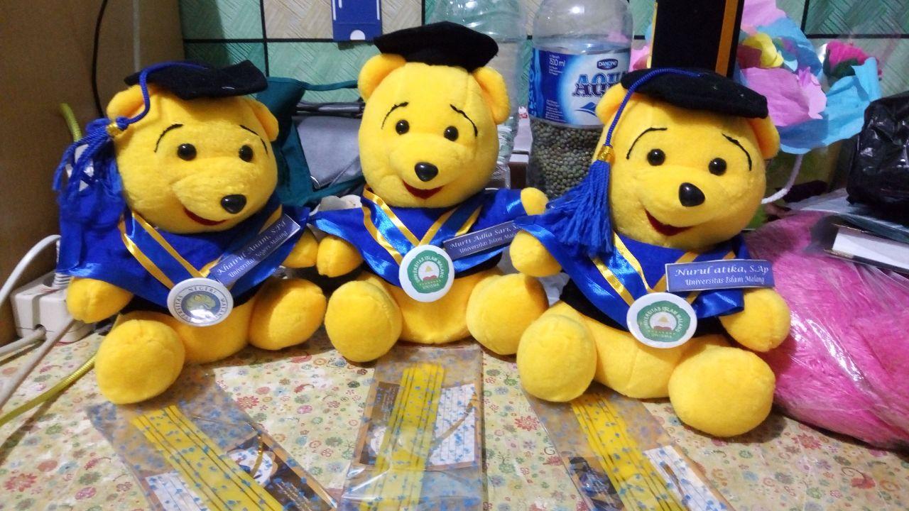 Toko Online Boneka Minnie Mouse Wisuda Halmahera Tengah